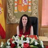 Elena Castillo, alcaldesa de Albaladejo