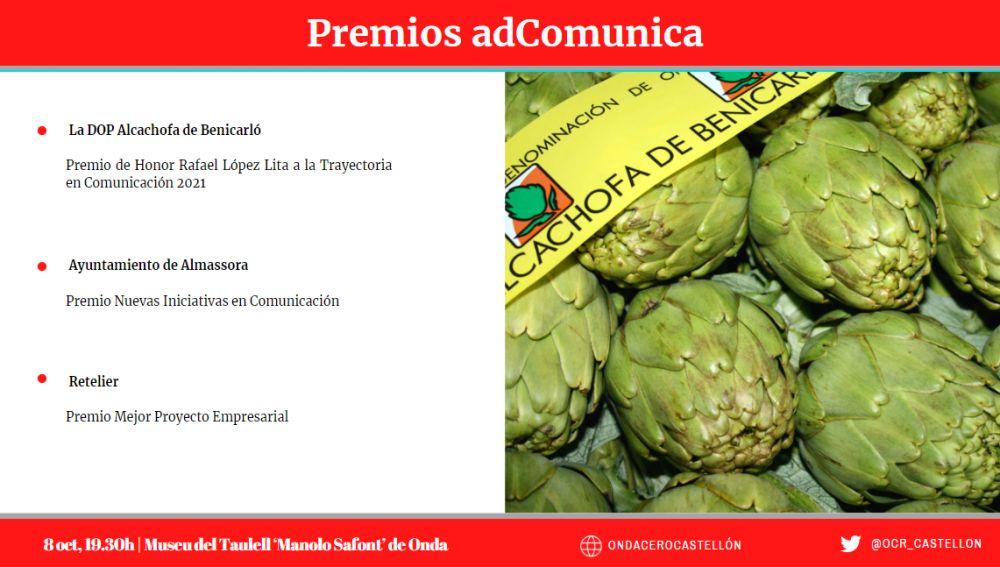 PREMIOS adComunica