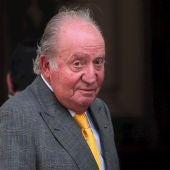 Juan Carlos I confiesa que ya está pensando en su entierro
