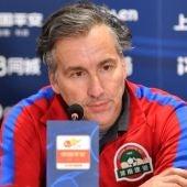 El Levante UD ya espera a Javi Pereira en su banquillo