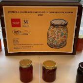 La miel de Campo Real es una de las premiadas por la Comunidad de Madrid