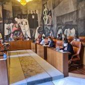 Reunión del Consejo de Administración del SCIS de Ciudad Real