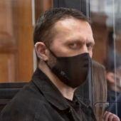 Igor el Ruso durante el juicio