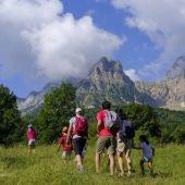 Alta ocupación en el Pirineo este puente del Pilar
