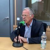 José Miguel Luque, director de la ONCE en Málaga
