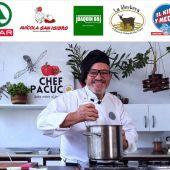 Chef Pacuco, para evitar el Jamacuco
