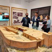 San Pedro ya cuenta con su Centro de Interpretación del Yacimiento de La Quéjola