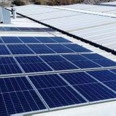 Placas de solares fotovoltaicas