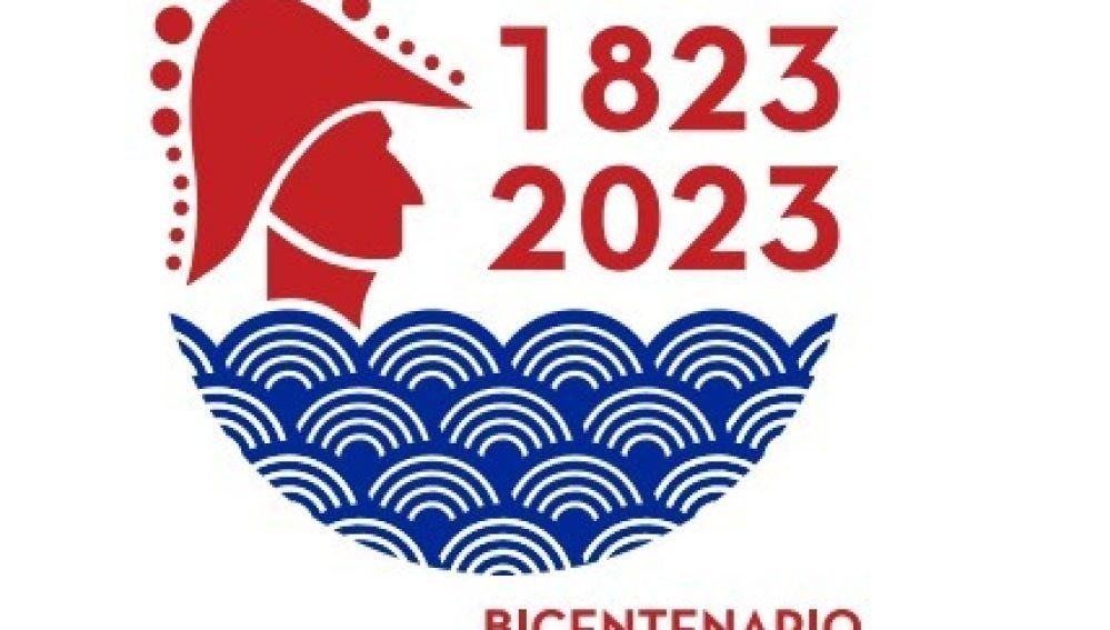 Logo de la Batalla del Trocadero, presentado hoy en Puerto Real