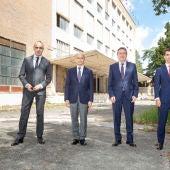 El Ayuntamiento de Sevilla inicia la tramitación para modificar el PGOU para la antigua fábrica de tabacos