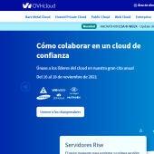 Página web de OVH