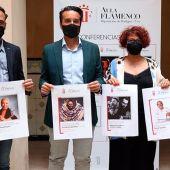 Miguel Poveda y Javier Conde recibirán este jueves los premios del Aula de Flamenco de Diputación de Badajoz y UEx
