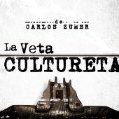 Cartel 'La veta cultureta' de Carlos Zúmer