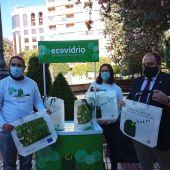 Albacete tratará de incrementar su reciclaje de vidrio para ganar un premio