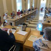Cáceres celebra el Pleno del Mayor
