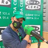 Fernando Sainz, portavoz de Ayúdame a Ayudar