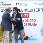 Acto de entrega de premios presidido por Carlos Mazón