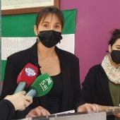 Teresa Porras, concejala de Podemos en San Fernando