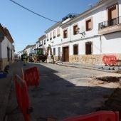 El Ayuntamiento de El Toboso continúa renovando las redes de abastecimiento de agua
