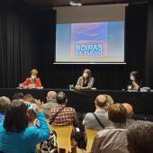 'Boiras de fuego', nueva novela de Mª Sagrario López
