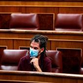 Batet ejecuta la orden del Supremo y retira el escaño a Alberto Rodríguez