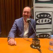 El alcalde de Orihuela, Emilio Bascuñana, en Por fin no es lunes