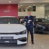 Daniel Morante gerente de Kia Rías Motor en Pontevedra