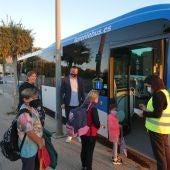 Bus escolar La Nucía