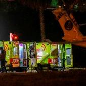 Muere uno de los 6 niños evacuados desde una patera a 200 kilómetros de Gran Canaria