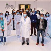 Las consultas del servicio de Otorrinolaringología se trasladan al Hospital Universitario de Toledo