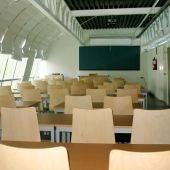Aula de la Universidad de Alcalá
