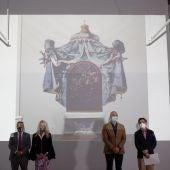 Presentación de la exposición 'El joven Goya y las pinturas de Fuendetodos'