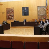 pleno ayuntamiento de Benidorm