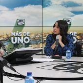 Inés Arrimadas, en 'Más de uno' con Carlos Alsina