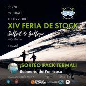 Sallent de Gállego acoge la Feria de Stock