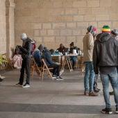 Migrantes de Irun