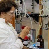 La química de la UA Carmen Nájera