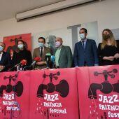 Presentada la VIII edición de Jazz Palencia Festival