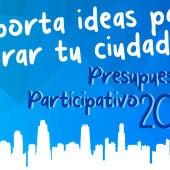 Presupuestos participativos  Benidorm 2022.