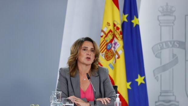 Argelia garantiza a Teresa Ribera el suministro de gas acordado para España