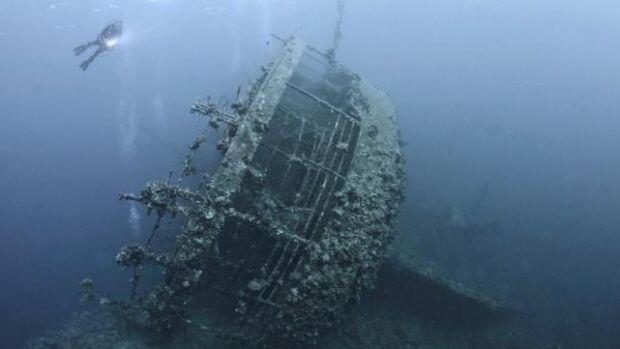 El patrimonio subacuático de España